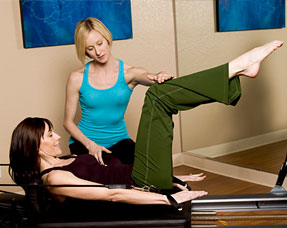 Private Reformer Lesson