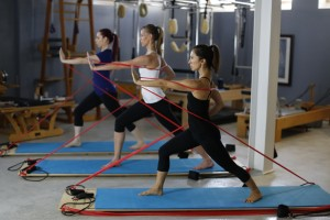 Great Cardio Workout Indoors with DaVinci BodyBoard!