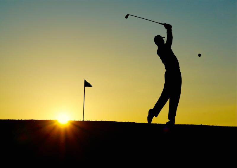 Golf Swing TPI screening