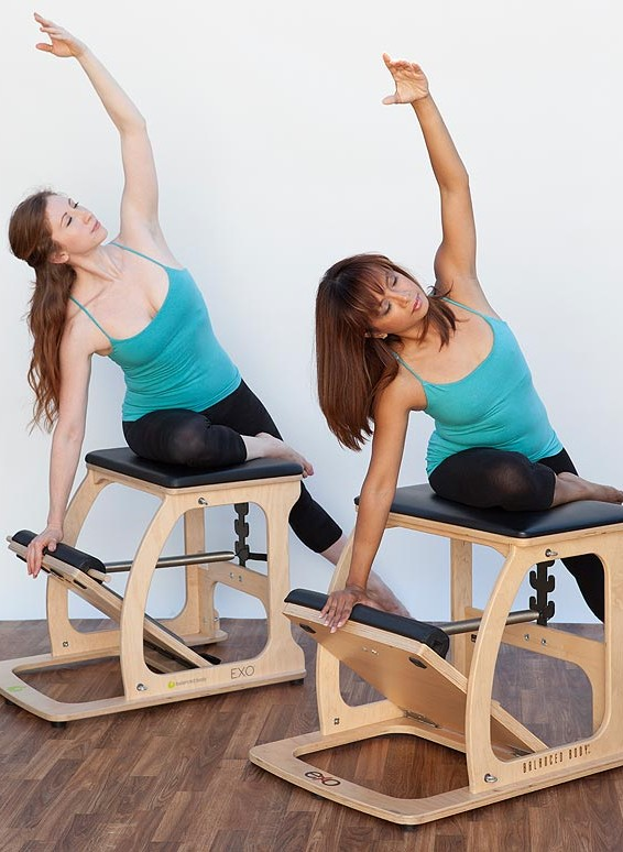 Pilates wunda chairs