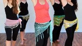 Tone your Core by Belly Dancing!