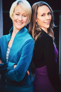 Lora Pavilack and Nikki Alstedter, authors of The Pain-Free Posture Handbook
