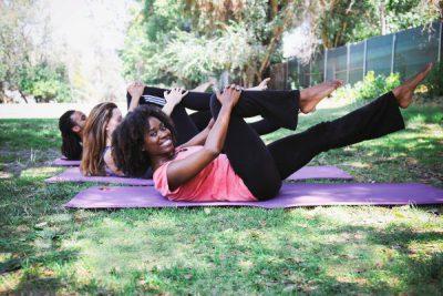 Pilates community